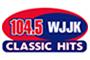 WJJK 104.5 logo