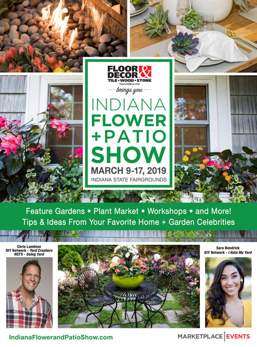 Show Guide for the Indiana Flower and Patio Show
