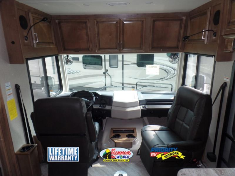 RV interior Bill Plemmons
