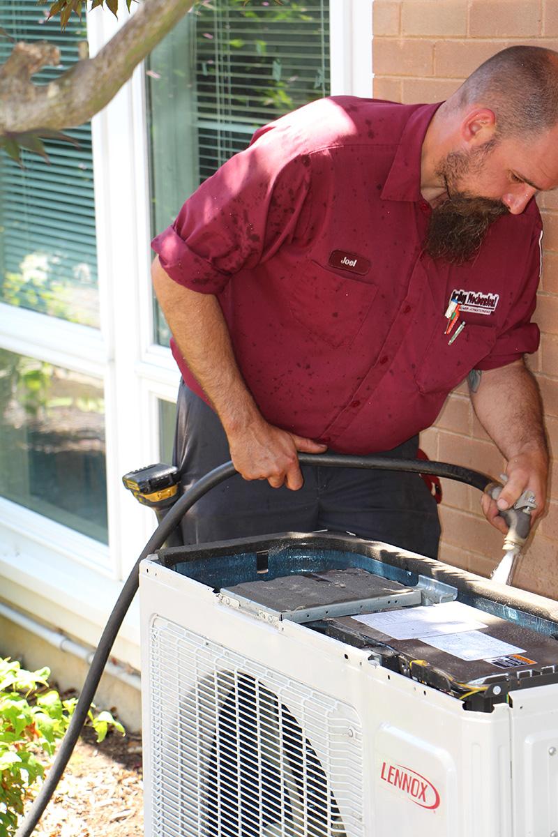 Bradley Mechanical - Air Conditioning