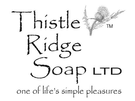 Thistle Ridge Soap Logo