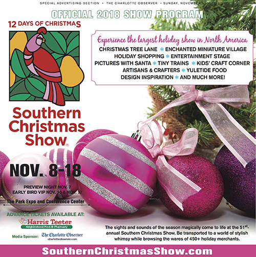 southern christmas show guide