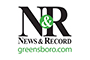 News & Record Greensboro logo