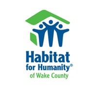 Habitat for Humanity of Wake County Logo