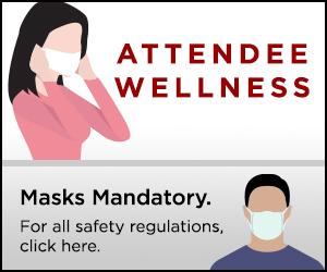 Attendee Wellness: Masks Mandatory