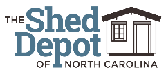 Shed Depot of NC Logo