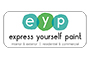 Express Yourself Paint Logo