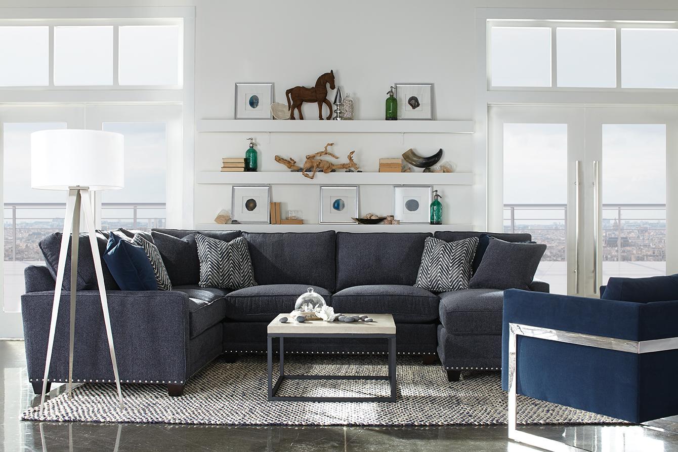 Belfort Furniture - Living Room