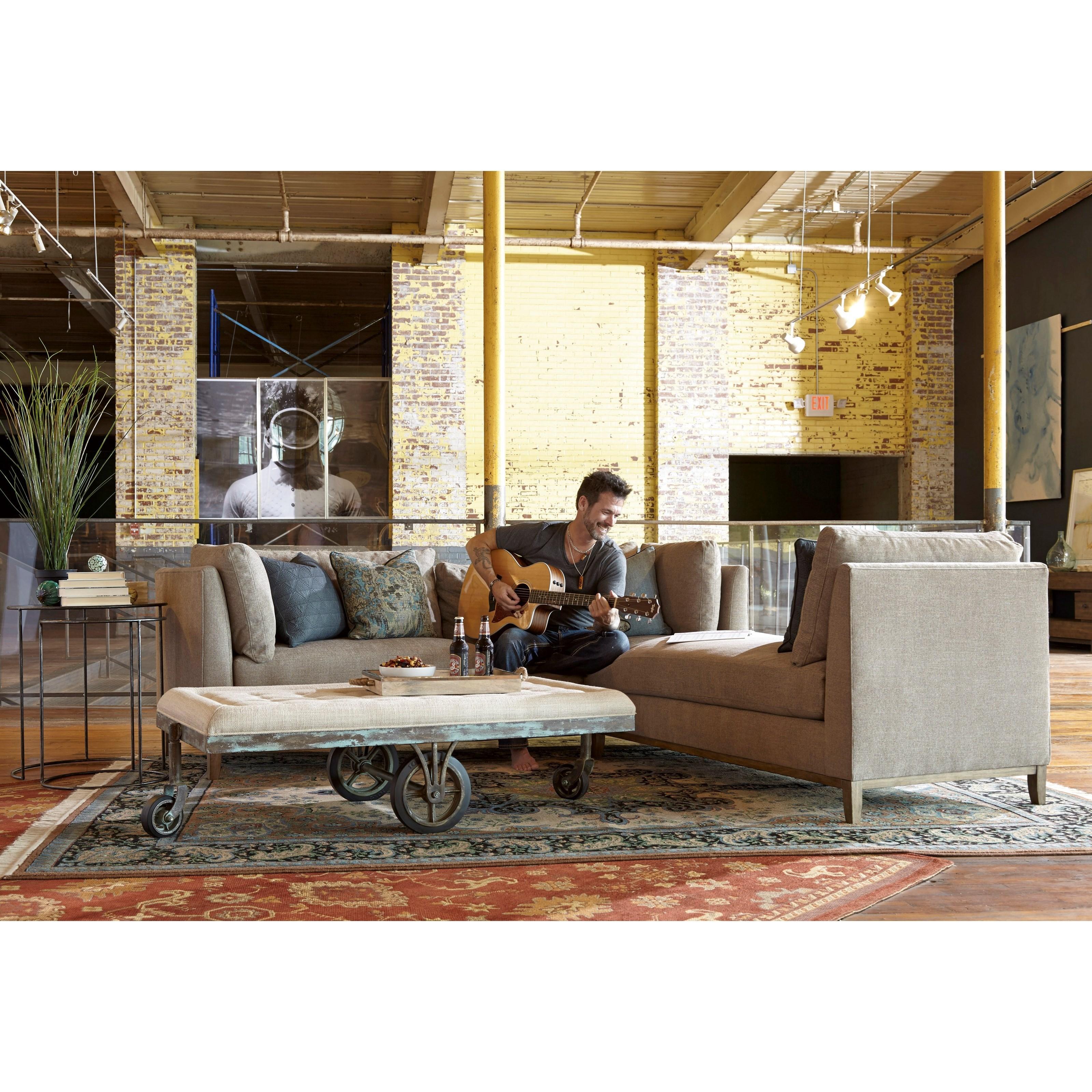 Belfort Furniture Chaplin sofa