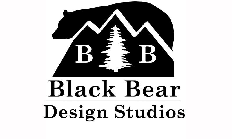 Black Bear Design Studio Logo