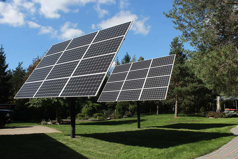 Buffalo Solar Solutions Panels