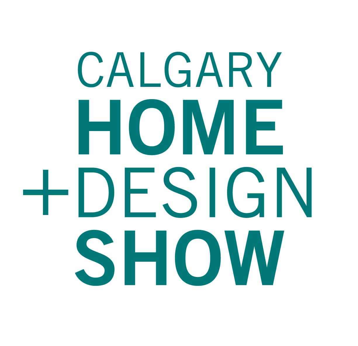 Calgary Home + Design Show Logo