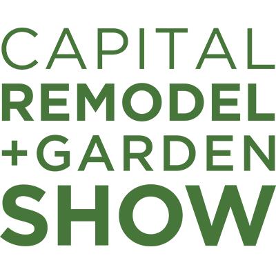 Capital Remodel + Garden Show Logo