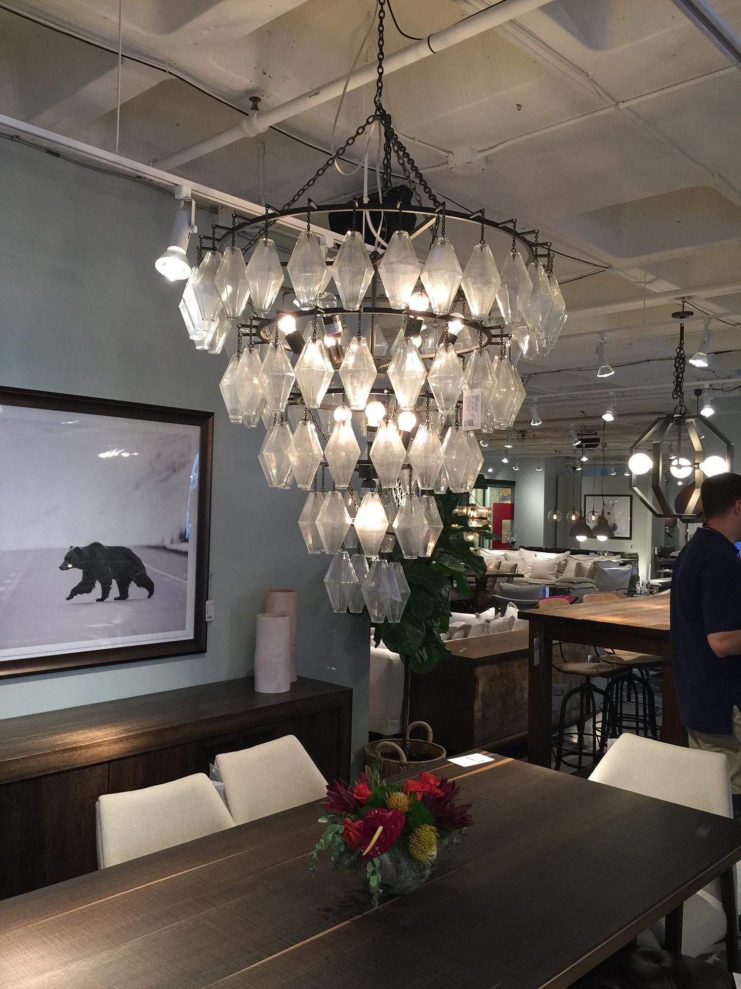 Trend alert chandeliers chandelier aloadofball Image collections