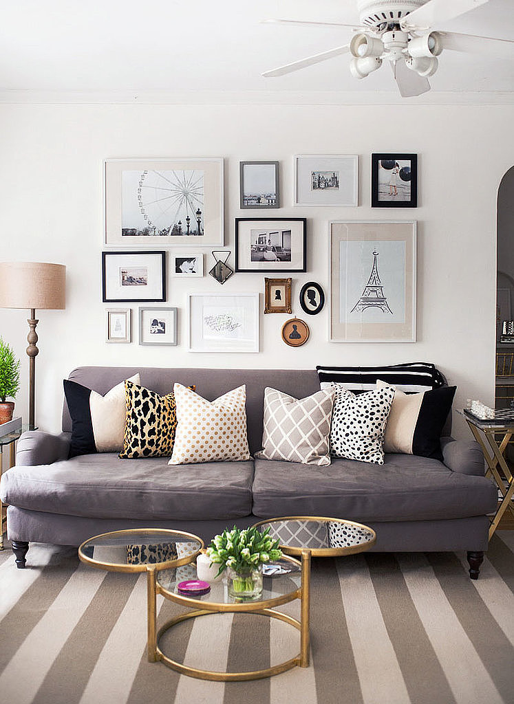 Make Jaws Drop With Your Living Room Decor