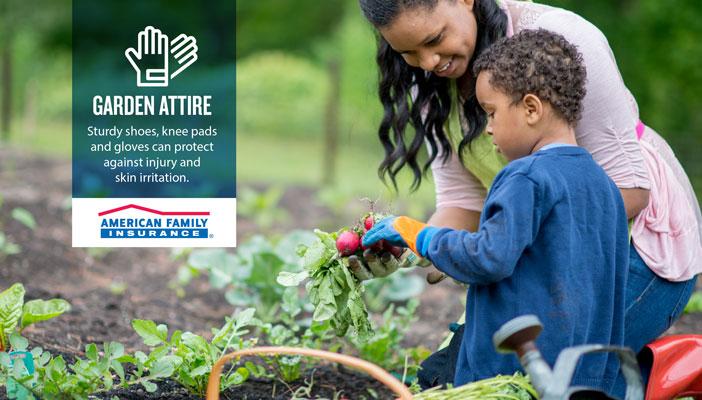 Garden Attire