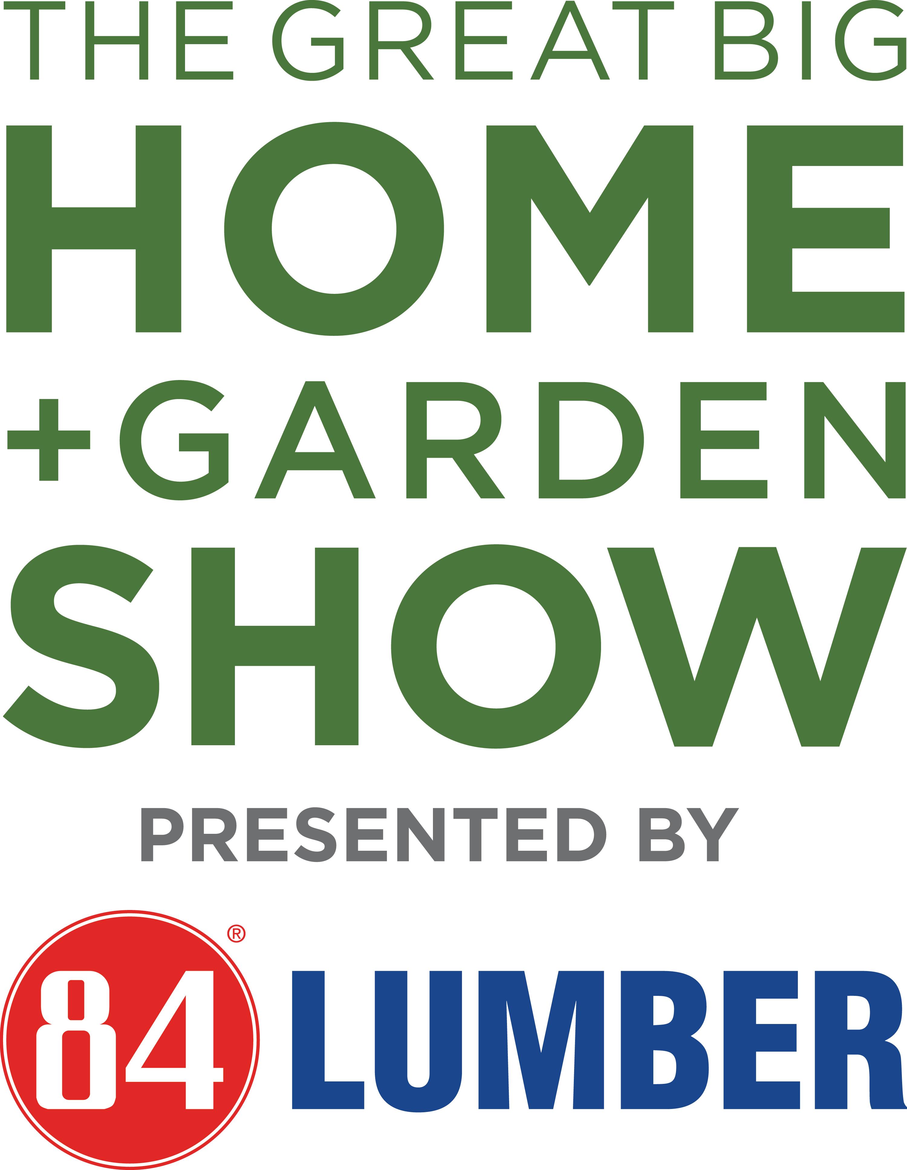 Great Big Home + Garden Show Logo