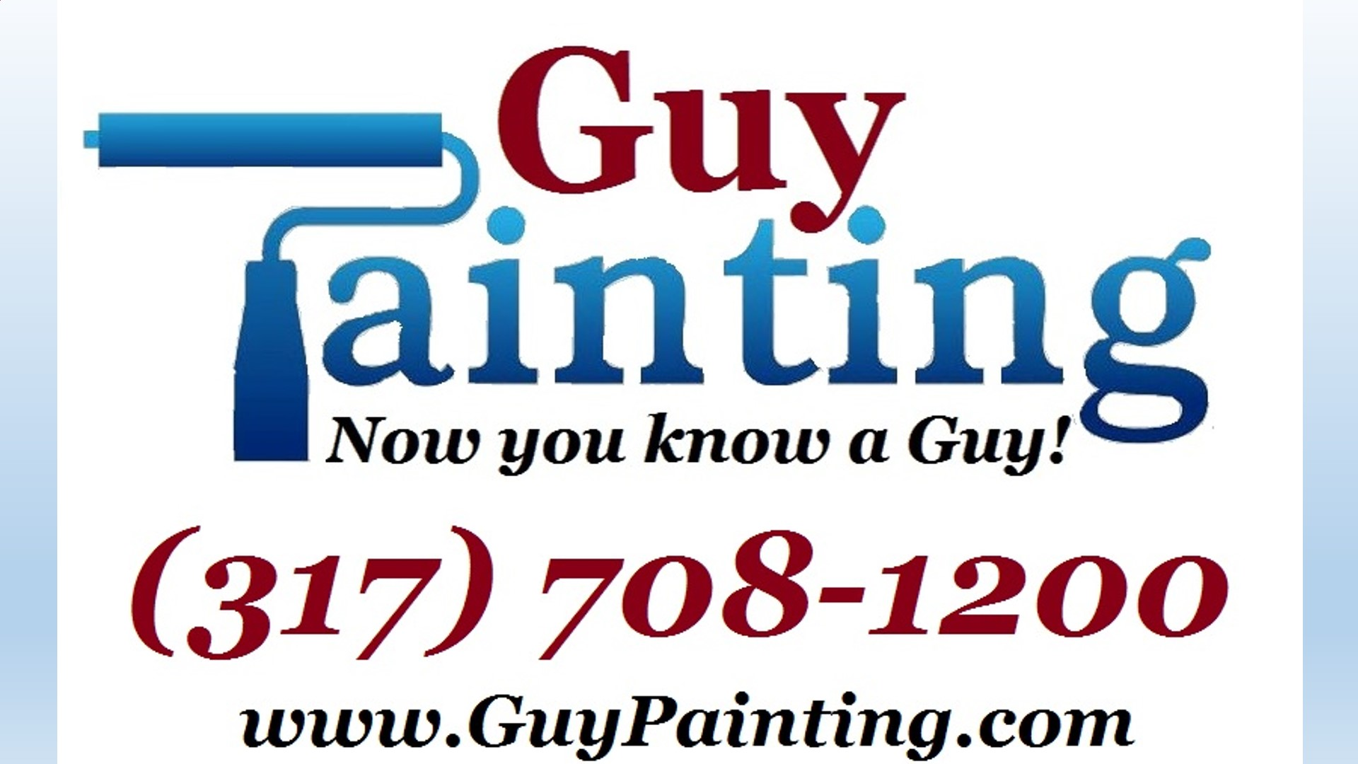 Guy Painting Logo