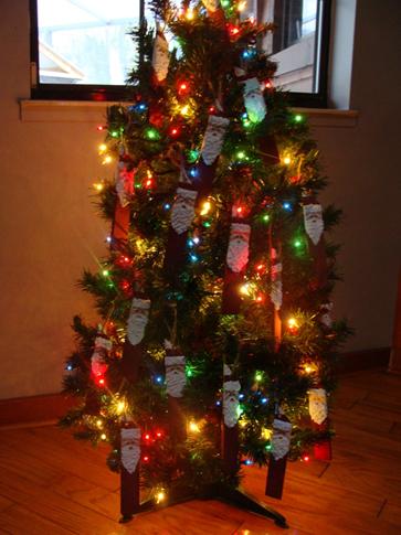 Tree Full of Ornaments