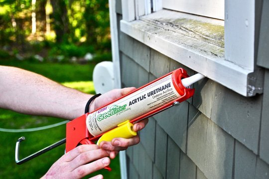 Maintenance_Caulking