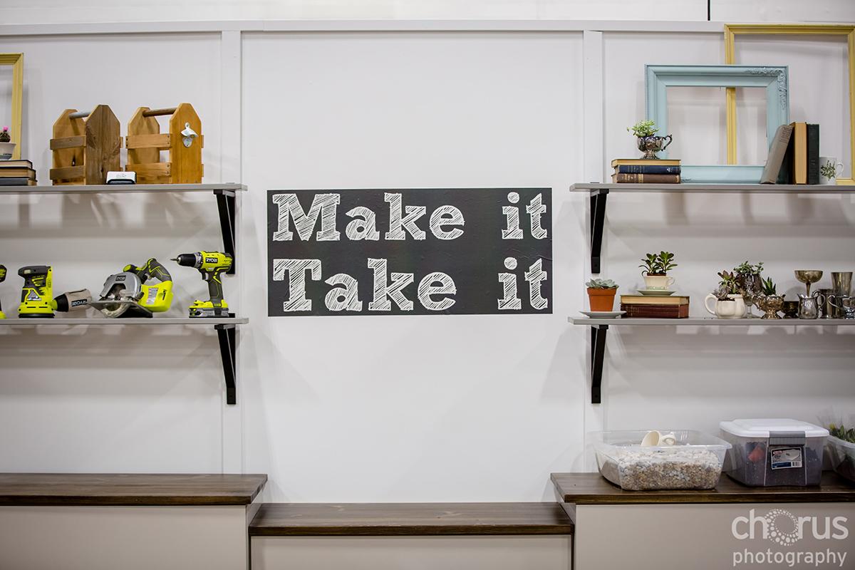Make-It, Take-It Workshops