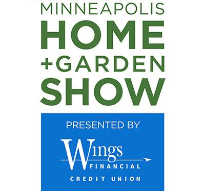 Minneapolis Home + Garden Show Logo
