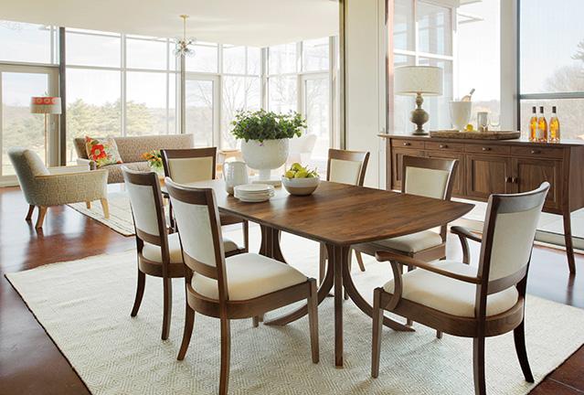 Pompanoosuc Mills Furniture