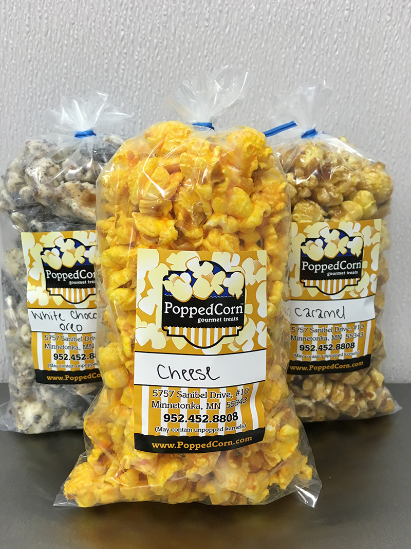 PoppedCorn Products
