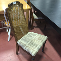 Rochelle Cote's Chair