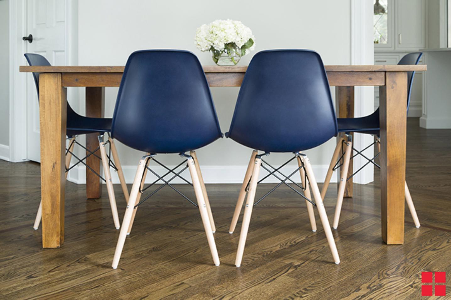 Rust - Chairs