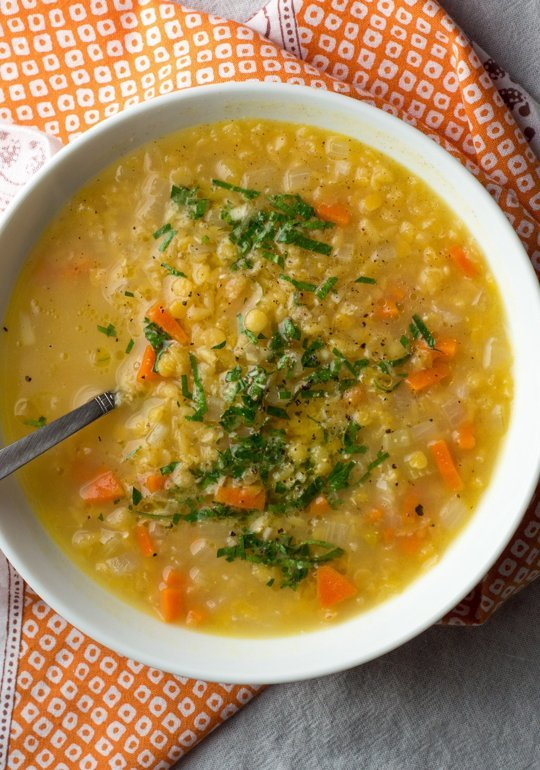 Soup_Lentil