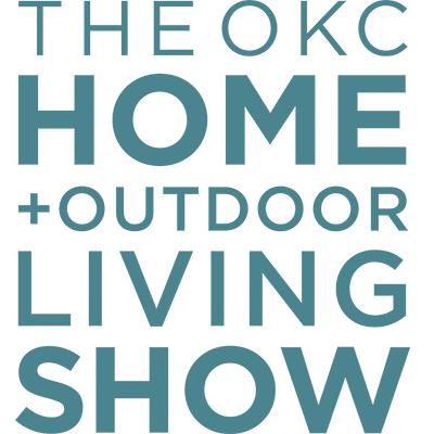 The OKC Home + Outdoor Living Show Logo