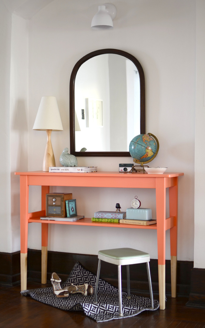 The Sweet Beast Entryway Table