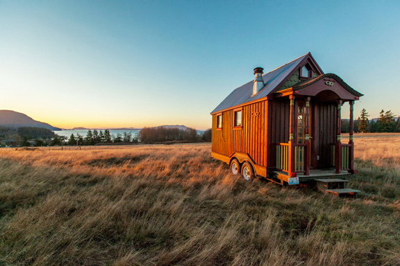 Tiny Homes Take Center Stage at the Cleveland Home + Remodeling Expo