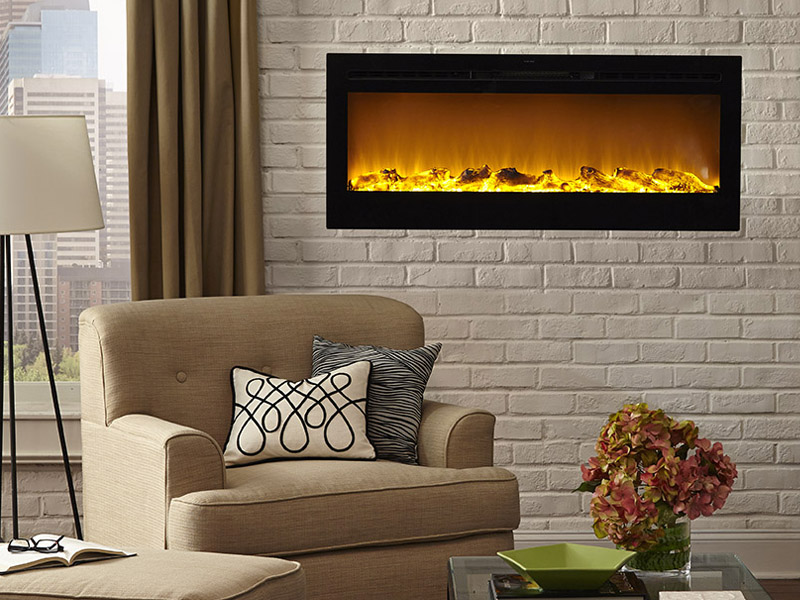 Touchstone Sideline50 Electric Fireplace