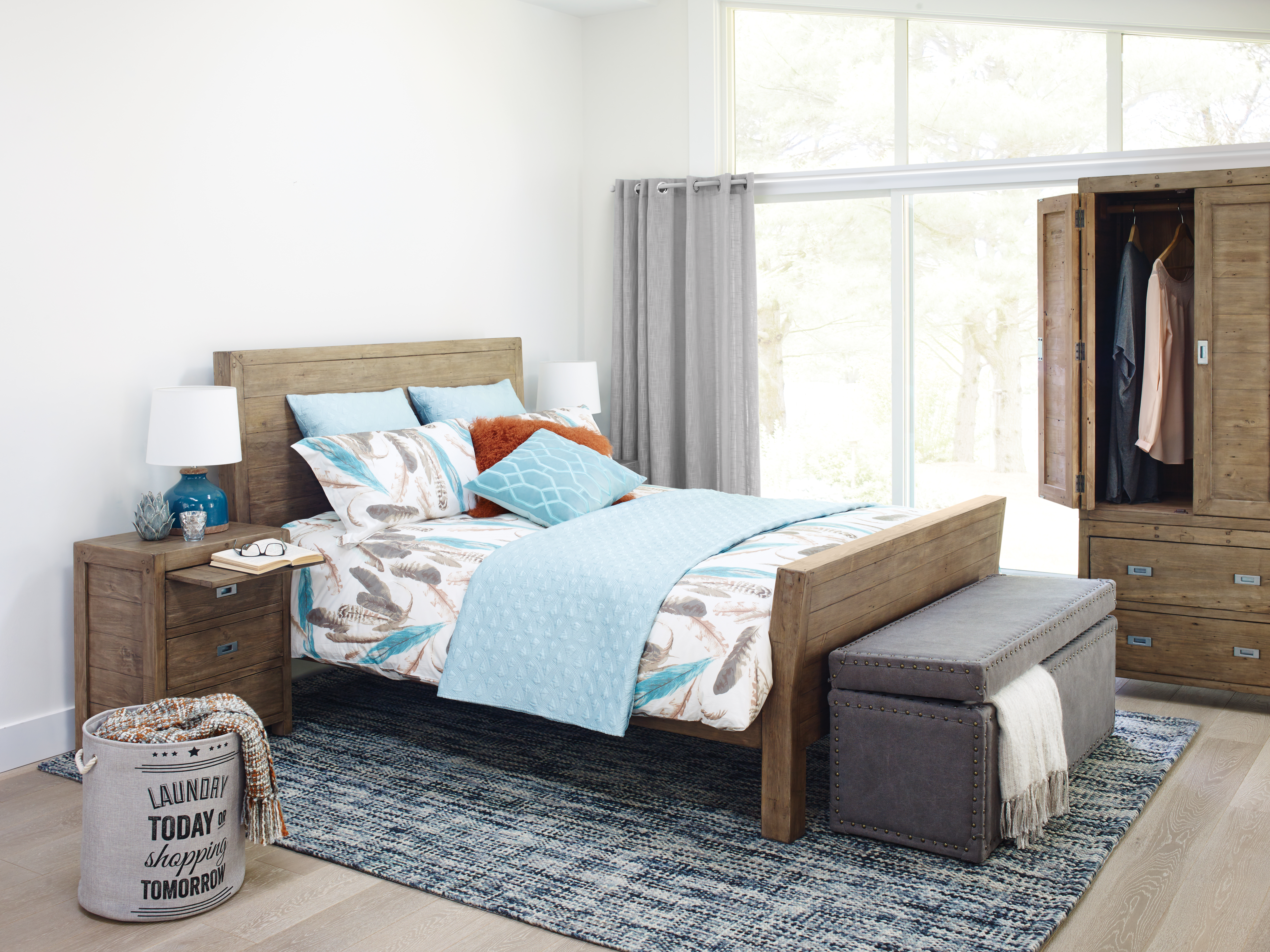 Urban Barn Bedroom
