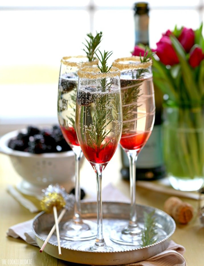 Champagne Sparkler