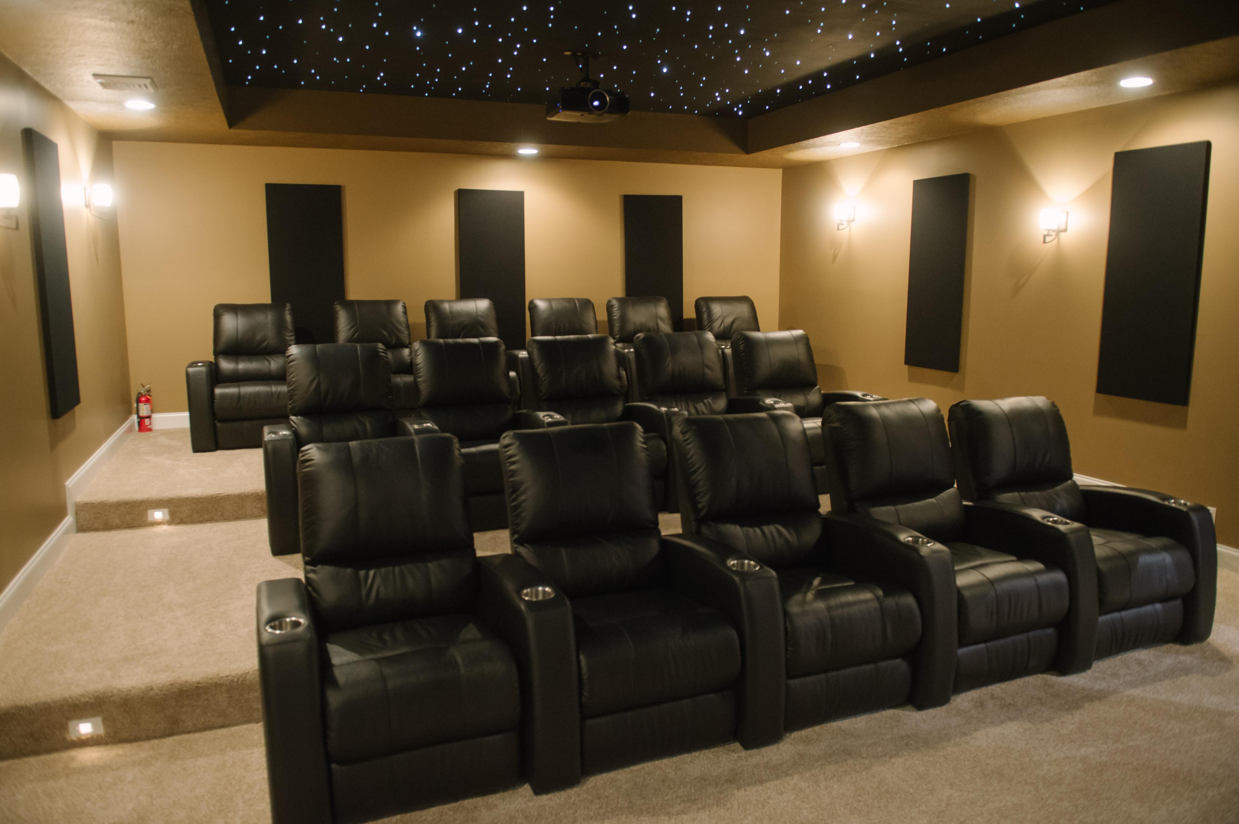 Xtend Technologies High-Tech Entertainment Home