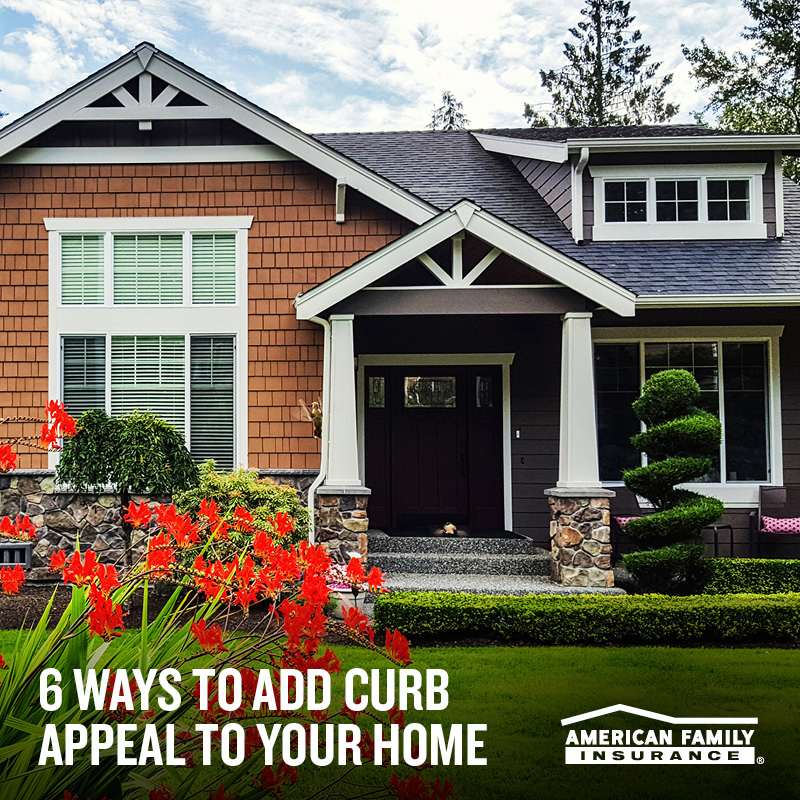 American Family Insurance Curb Appeal Guide