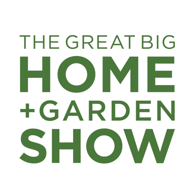The Great Big Home + Garden Show Logo