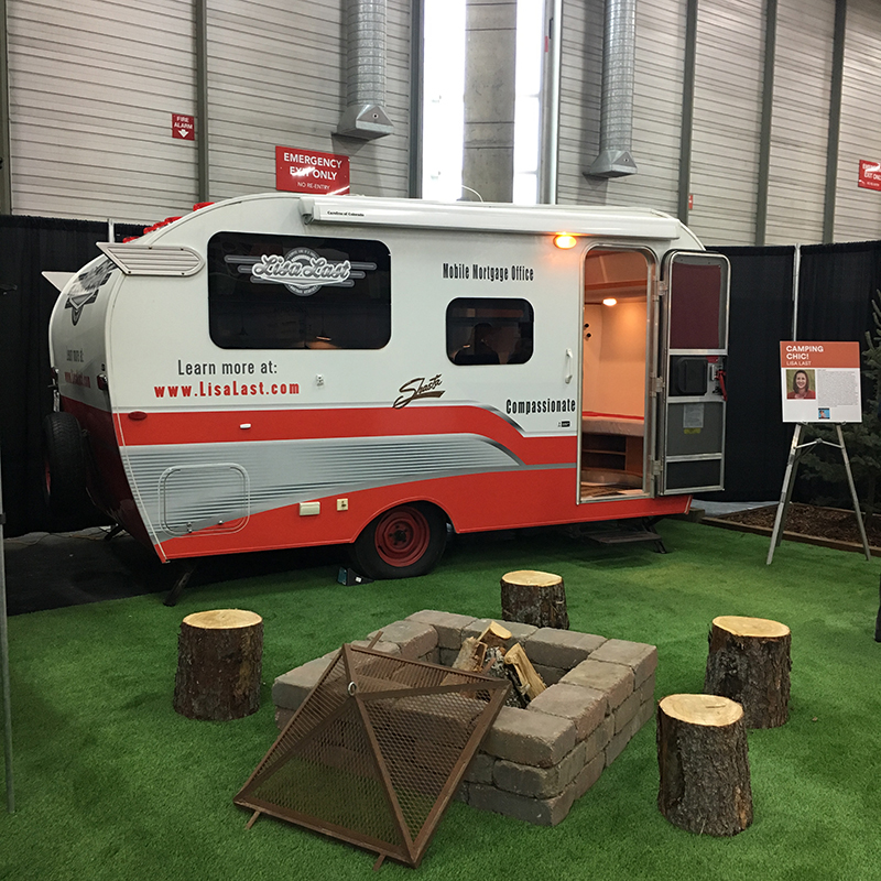 Glamping Chic Feature