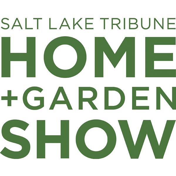 Salt Lake Tribune Home + Garden Show Logo