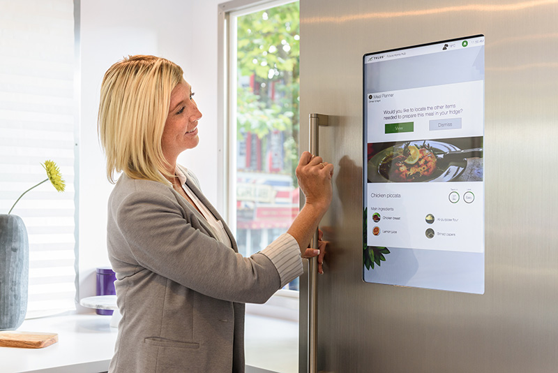 TELUS - Smart Fridge