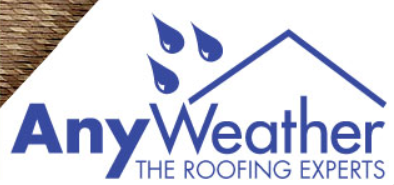 AnyWeather Roofing logo