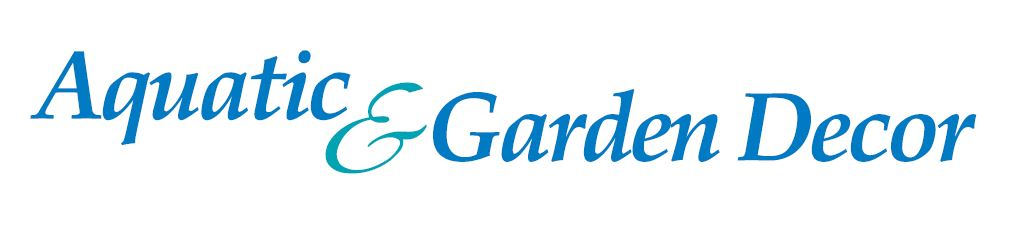 Aquatic and Garden Decor logo