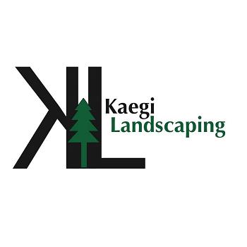 kaegi landscaping logo