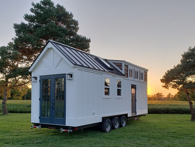 photo of tiny home