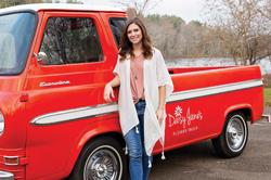 Daisy Jane Flower Trucks