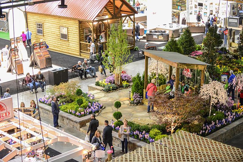 Features Of The Cincinnati Home Garden Show