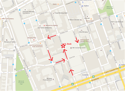 WPG - Move in Map